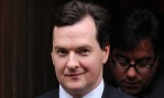 Blind alley: George Osborne
