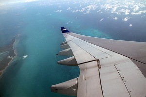 Caribbean-Flight